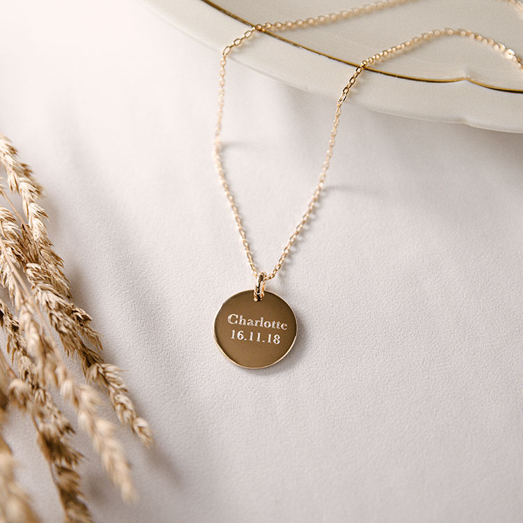 Collar personalizado Mom